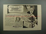 1937 Lux Soap Ad w/ Madeleine Carroll - Thats Something