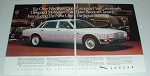 1990 2pg Jaguar Sovereign Car Ad - For Over Fifty Years