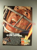 1979 Gatorade Drink Ad - Catch Some of Our Lightning