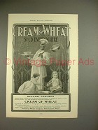 1902 Cream of Wheat Cereal Ad w/ Rastus!