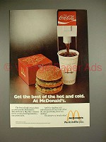 1975 McDonald's Big Mac & Coca-Cola Ad!