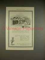 1898 Franco-American Soup Ad - Huge Cauldrons