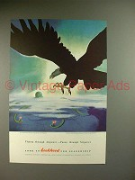 1943 WWII Lockheed Aircraft Ad, Victory Airpower