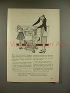 1956 Massachusetts Mutual Ad - Norman Rockwell - Every Time