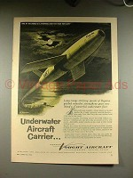 1956 Vought Aircraft Regulus Guided Missile Ad!