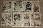 HUGE Lot of 46 Canterbury Tea Ads, 1936-1940 - NICE!!