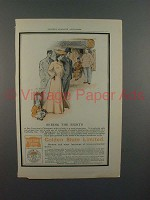 1903 Rock Island System Golden State Limited Train Ad!