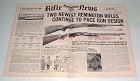 1958 Remington 725, 572 Lightweight Rifle Gun Ad