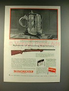 1959 Winchester Model 70 Heavy Barrel Target Rifle Ad