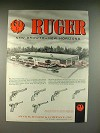 1959 Ruger Pistol Gun Ad - New Growth New Horizons