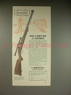 1961 Marlin .22 Automatic Model 99 Rifle Ad