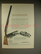 1962 Browning Superposed Shotgun Ad - Innerworth