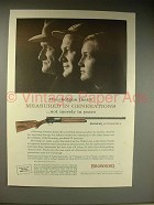 1963 Browning Automatic-5 Shotgun Ad - In Generations