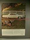 1964 Cadillac Car Ad - Listen to a First-Time Owner