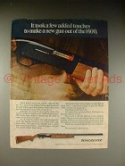 1966 Winchester 1400 Mark II Gun Ad - Added Touches
