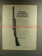 1967 Winchester 1200 Shotgun Ad - Practically a Second