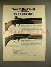 1969 Browning .22 T-Bolt, Automatic Rifle Ad!