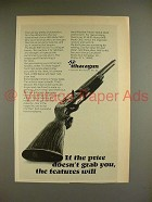 1969 Ithaca Model 900 Rifle Ad - Price Grab You!