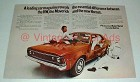 1969 AMC Hornet Car Ad - The Essential Difference