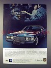 1972 Cadillac Car Ad - The More You Seek Excellence