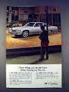 1978 Cadillac Car Ad - Things You Should Know!