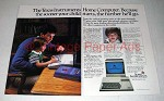 1983 Texas Instruments Home Computer Ad - Sooner!