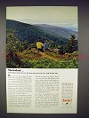1964 Sinclair Oil Ad - Shenandoah - Conservation Saved