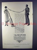 1925 Hoover Vacuum Cleaner Ad - I Bought It!