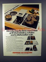 1980 Tappan Converta-Cook Convertible Grill Ad!