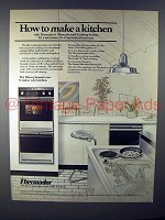 1980 Thermador MicroThermal Oven Ad - Make A Kitchen