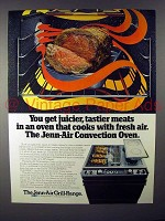 1980 Jenn-Air Convection Oven, Grill-Range Ad!