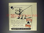 1943 Pard Dog Food Ad - Are You an Ornery?