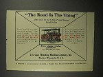 1911 Case Road Roller Ad