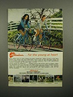 1973 Schwinn Super Sport Bicycle Ad