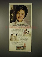 1973 Bayer Children's Aspirin Ad w/ Jane Wyatt