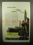 1943 WWII Nash Kelvinator Plane Ad - Blades of Wrath
