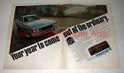 1976 Mazda Cosmo Car Advertisement - Out of the Ordinary