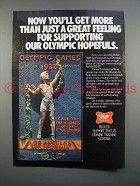 1984 Miller High Life Beer Ad - Olympic Hopefuls