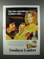 1975 Southern Comfort Liquor Ad - Sip Into Something