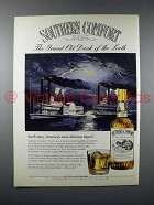1980 Southern Comfort Liquor Ad - Grand Old Drink