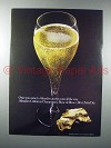 1976 Almaden Champagne Ad - Come All The Way