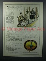 1979 Croft Original Sherry Ad - A Gentleman's Sherry