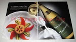 1992 2-page Gallo Chardonnay Wine Ad - Time For A Change
