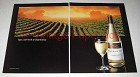 1993 Gallo Chardonnay Wine Ad - Take a New Look