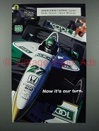 1997 Kool Cigarette Ad - Indy Car #27
