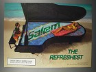 1990 Salem Cigarette Ad - The Refreshest