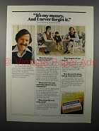 1975 Bank of America Bank Americard Credit Card Ad