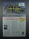 1952 The Home Insurance Ad - Henry Wadsworth Longfellow