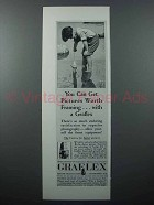 1931 Graflex Camera Ad - Pictures Worth Framing