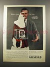 1961 Graflex Super Speed Graphic Camera Ad - To You